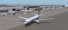 3-D airport terminal scenery coming to the X-Plane Mobile flight simulator